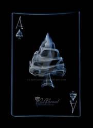 Ace of spades by LadyCarnal