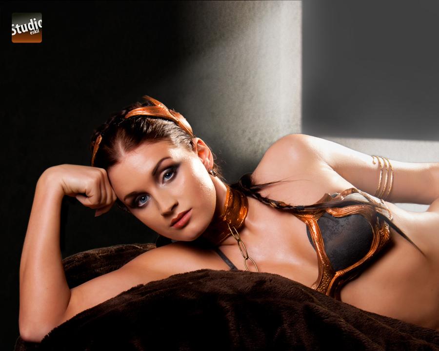 Princess Leia - Slave outfit by Snusmumrik