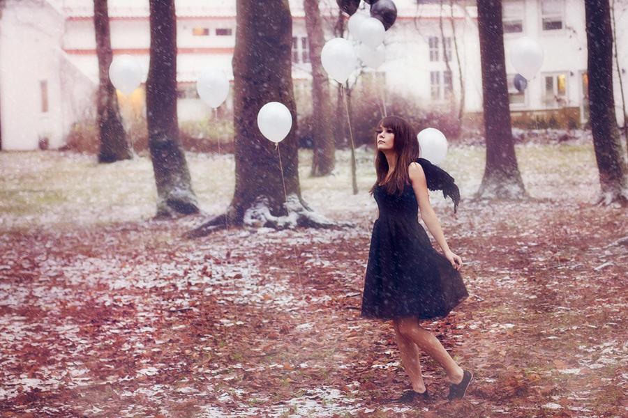 Come winter take me away II by Snusmumrik