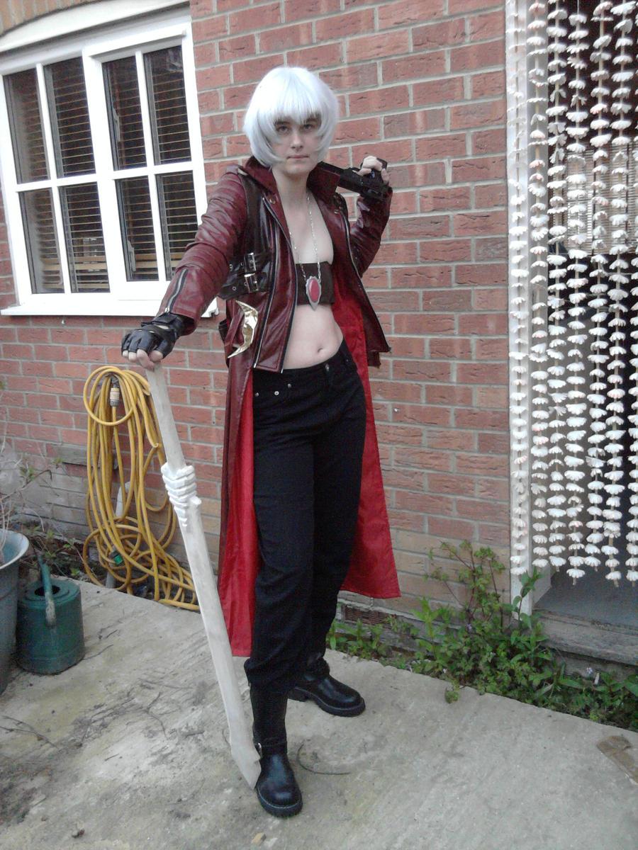 dante cosplay - DMC by DanteJackpot