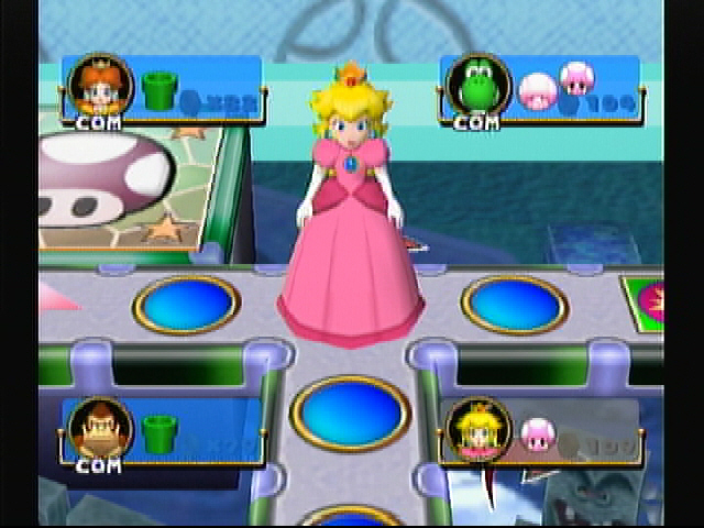 Mega Peach - Mario Party 4 by TheRealMegabustr on DeviantArt