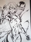 Black Cat Venomized