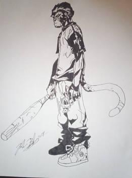 Mad Bad Monkey