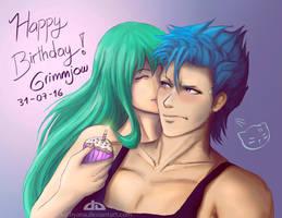 Happy Birthday Grimmy! by Kathyana