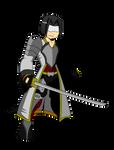 Dragon Kai Swordsman