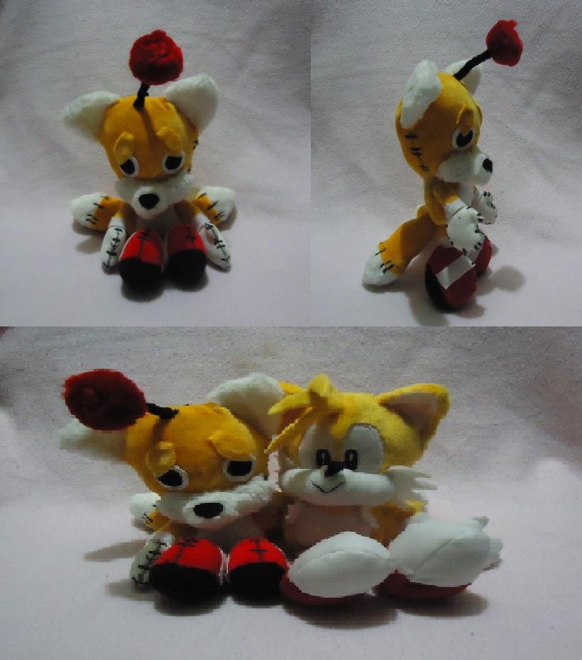 Tails Dolly Plush by estefanoida