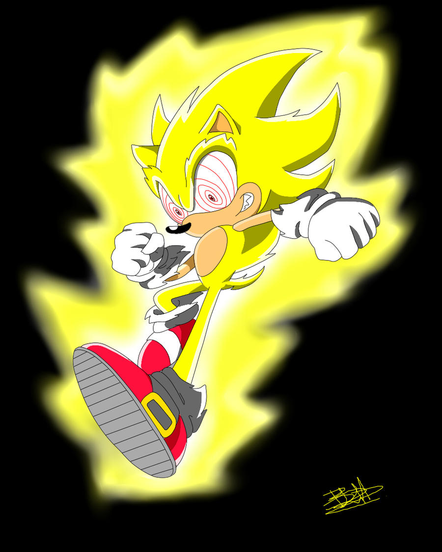 fleetway sonic vs sonic exe - photo #21