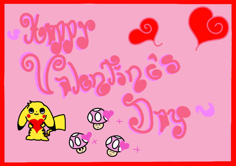 Valentine 3 by Estefanoida