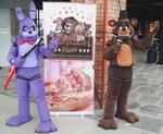 Welcome to Freddy Fazbear's Pizzeria!!