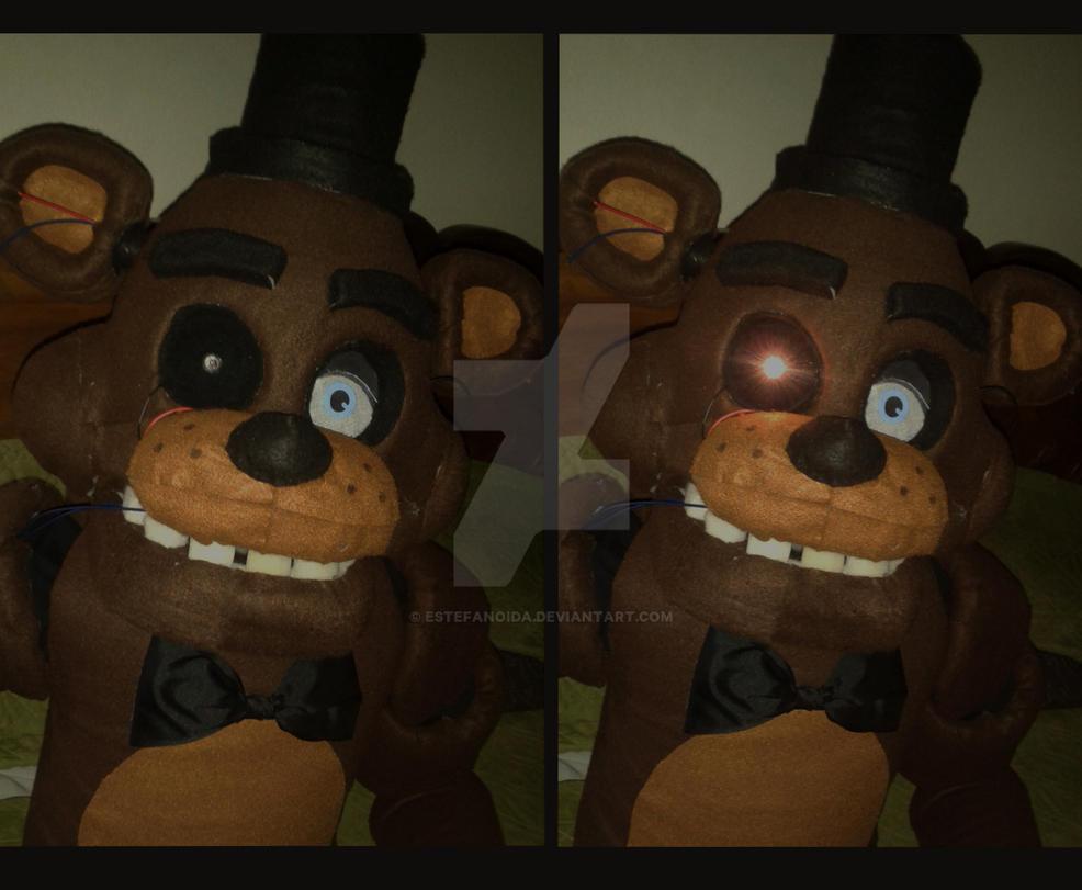 Freddy fazbear suit update by estefanoida on deviantart
