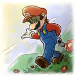 Good ol' Mario...right?