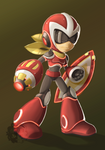 Proto Man [Fully Charged design]