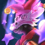 Custom Pyro Icon - Commission by Estefanoida