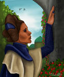 Leia visits her mother on Naboo