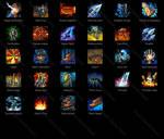 Fantasy RPG Hero Skill 02