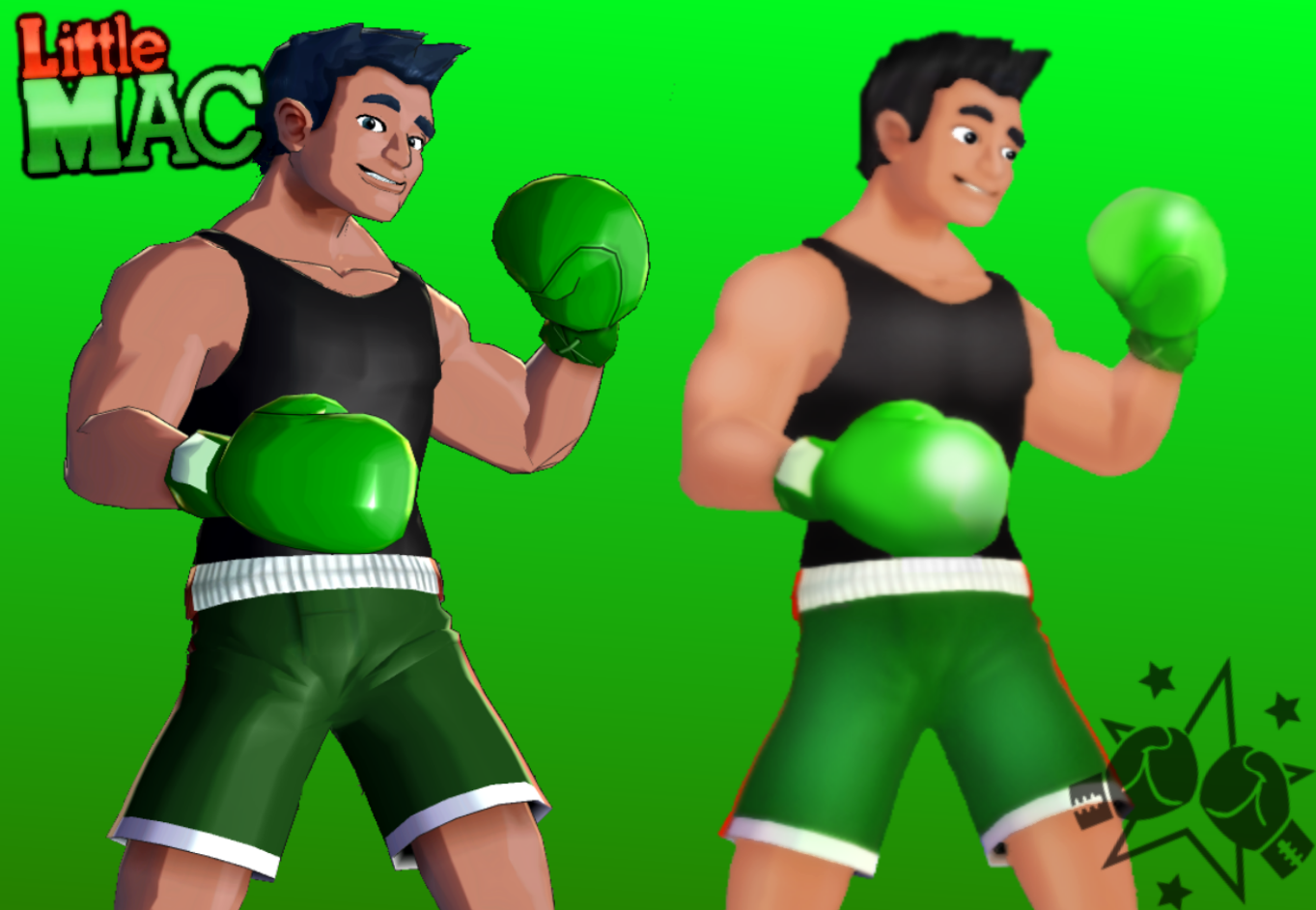 It is an image of Influential Little Mac Drawing