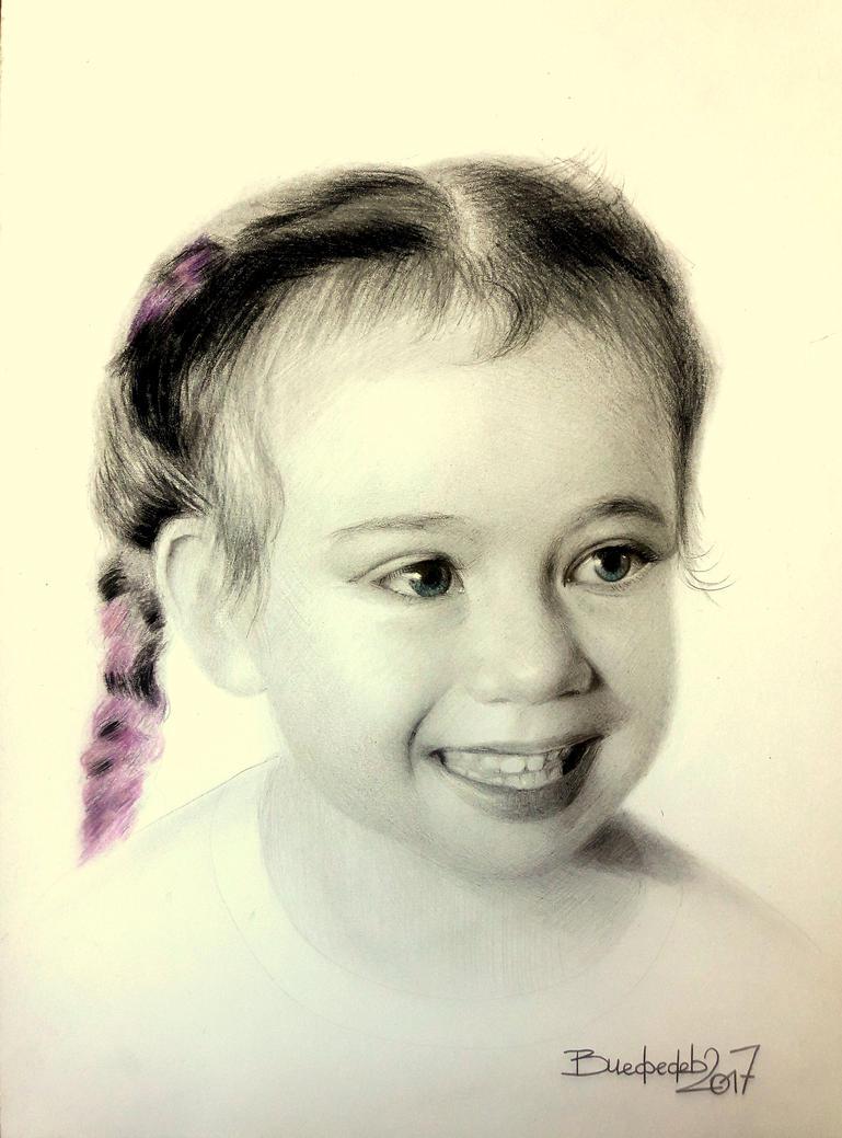mischievous child by Vladimir12908