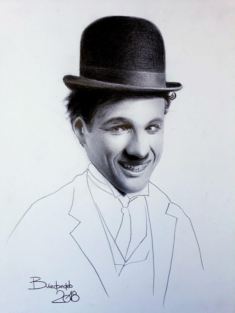 Charlie's hat by Vladimir12908