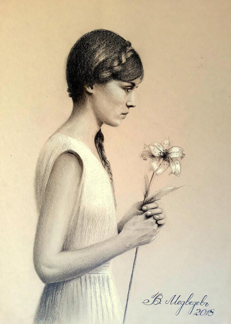 Lily by Vladimir12908