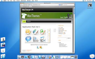 MacThemes UK Desktop