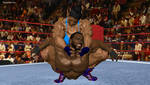 Sanya, mixed wrestling match 57 by eurysthee
