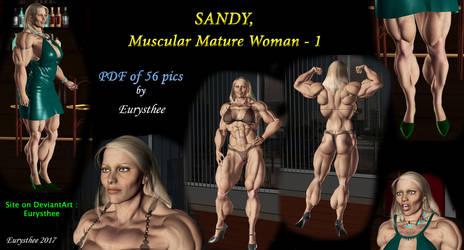 Sandy muscular mature woman - pdf 1
