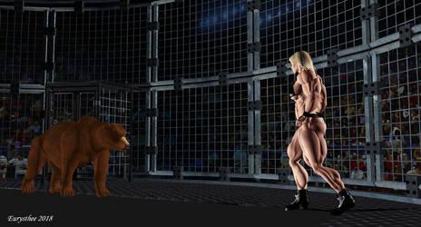 Strange girl, bear 07 by eurysthee