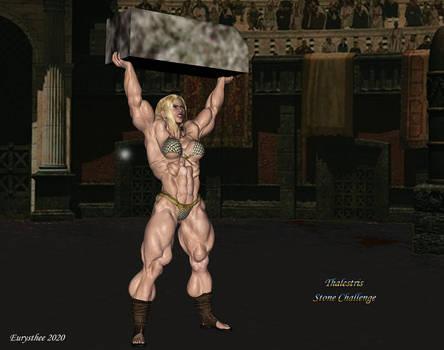 Thalestris, stone challenge