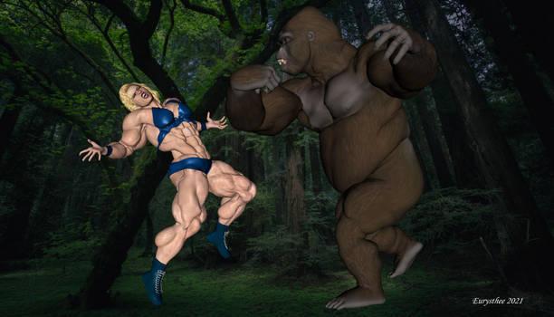 Alyson vs gorilla 03