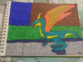 Hummingbird Dragon