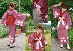 Samurai Champloo - Fuu Cosplay