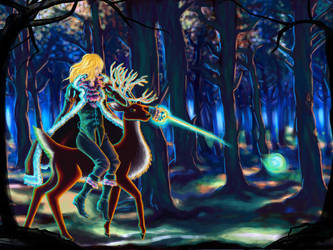 Wonder Prince by dark-zero-mousy