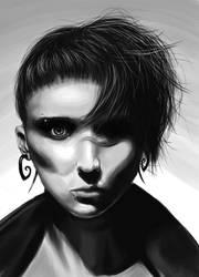 Rooney Mara by dark-zero-mousy