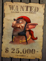 Wanted Ted by TheNass