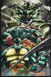 TMNT by Joe Mad by TheNass