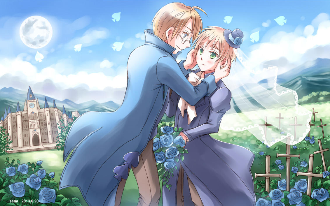 Gallery images and information: Anime King And Queen Love