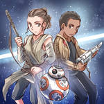 Star Wars Episode7: The Force Awakens