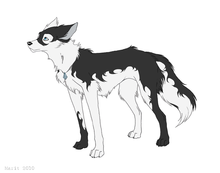 Sheet Commish: Cristal by paintedadelaide