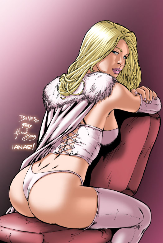 Emma Frost Sexy