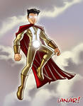 Justice League Capt. Barbell