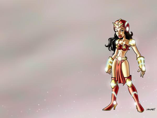 Justice League Darna by iANAR