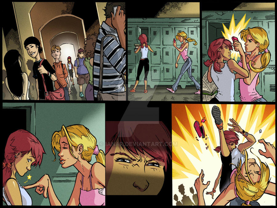 Jenny Strange page 8 by iANAR