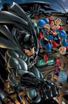 Batman and Superman