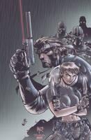 Metal Gear by iANAR