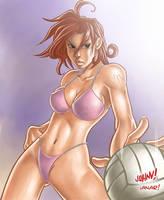 maki_ubermach swimsuit by iANAR