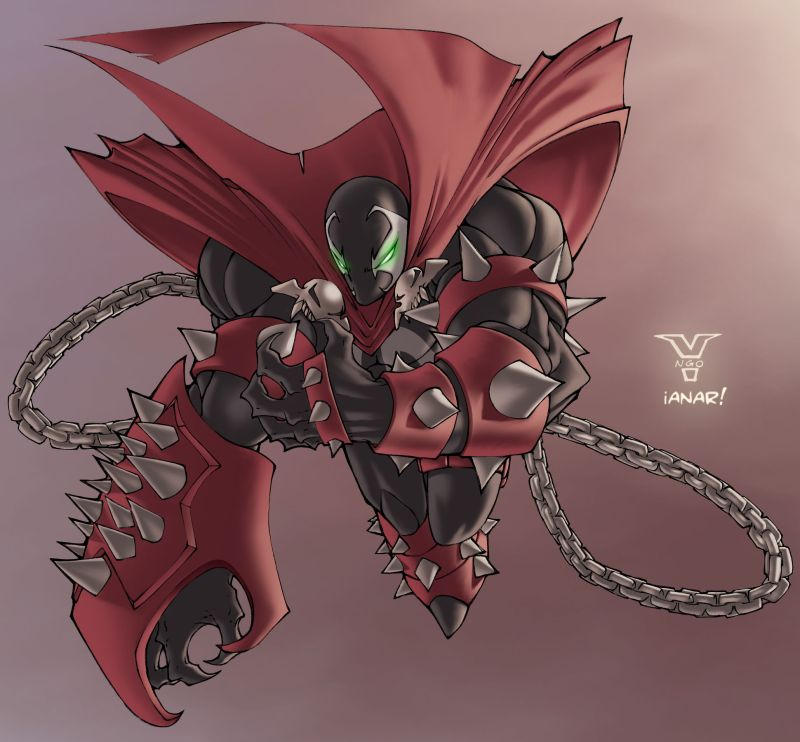 Spawn by iANAR
