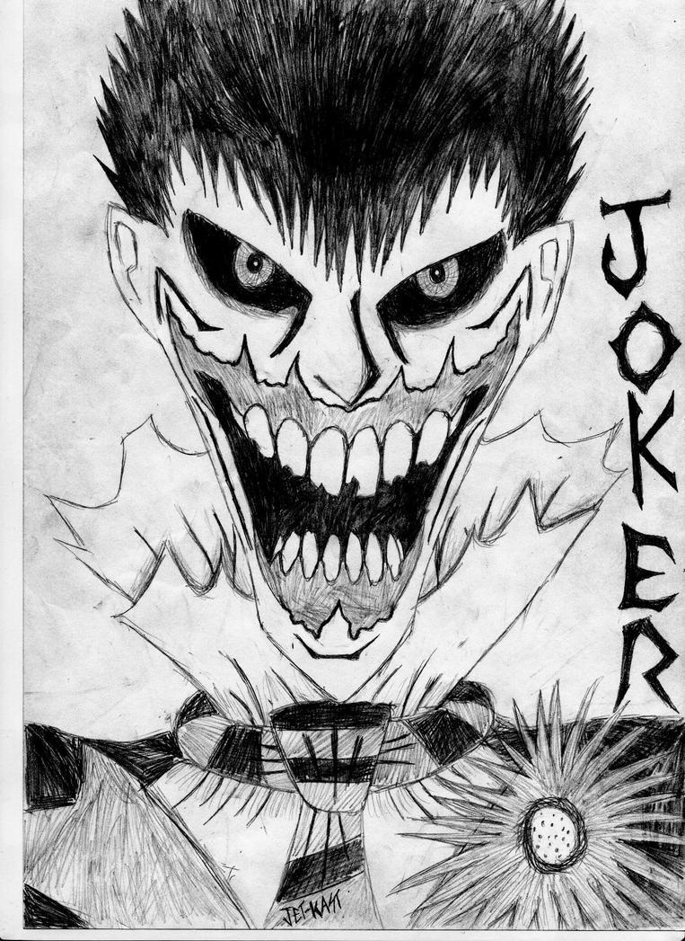 Creepy Joker by jet-kast