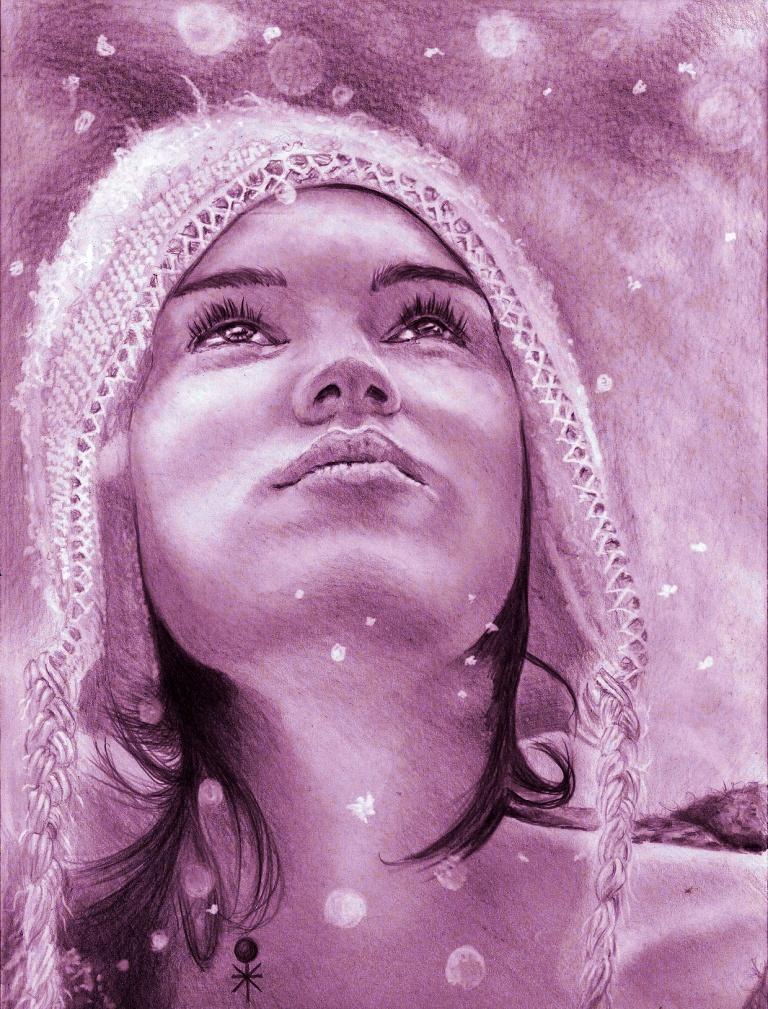 Spirit Day ... Purple Rain by TheSignmaker
