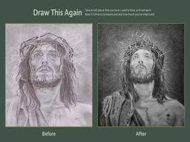 Christ redrawn