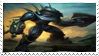 Hunter Stamp by JacobTheSpartan